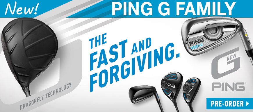 Ping G at Golf Discount