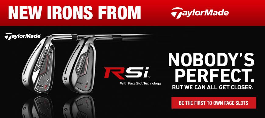 Taylormade RSI Irons