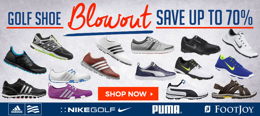 Golf Shoe Sale