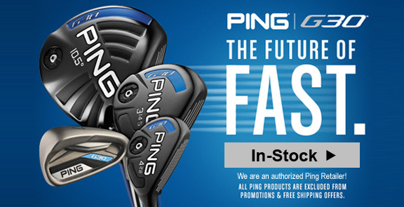 Ping G30 In Stock