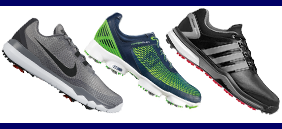 Shop New Golf Shoes
