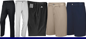 Shop Closeout Golf Pants and Shorts